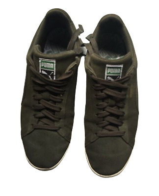 AU38.95 • Buy Puma Suede Classic Men's Shoes Sneakers Casual Olive Green Size US 12