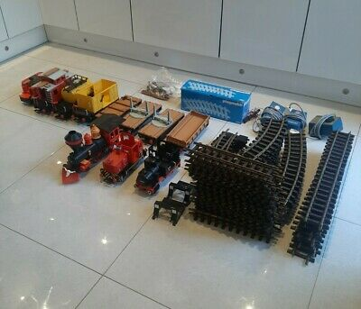 £260 • Buy Large Joblot Of  Rare Assorted Vintage Playmobil Trains And Track 🚂