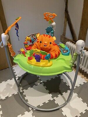 £30 • Buy Fisher Price Rainforest Jumperoo