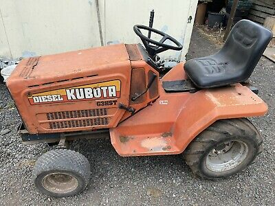 £31 • Buy Kubota G3HST Tractor Mower Lawn Mower Grass Cutter Tow Tug Compact Tractor