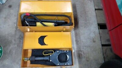 £300 • Buy Hydraulic Cable Cutter ( Rockley Tools Cpc 100b )
