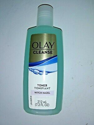AU11.41 • Buy Olay Cleanse Toner With Witch Hazel Face Cleanser Astringent 7.2 Oz NEW