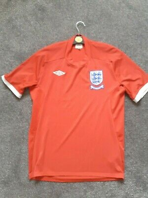 £7.50 • Buy England Shirt - Away  - Men's Size Large - 42  -  2010 World Cup - South Africa