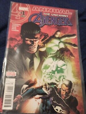 £1.50 • Buy The Uncanny Avengers Annual 1