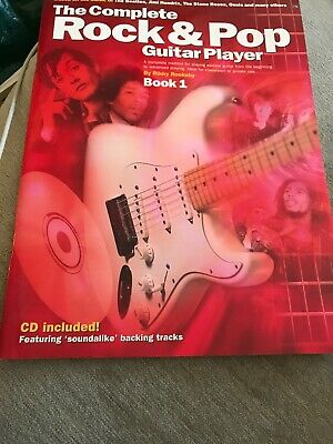 $ CDN3.42 • Buy The Complete Rock & Pop Guitar Player 1: Book 1, Very Good, Rooksby, Rikky Book