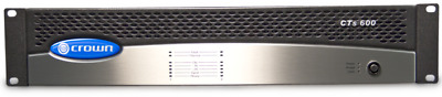 £71.92 • Buy Crown CTS 600 CTS600 300 Watts Per Channel Power Amplifier