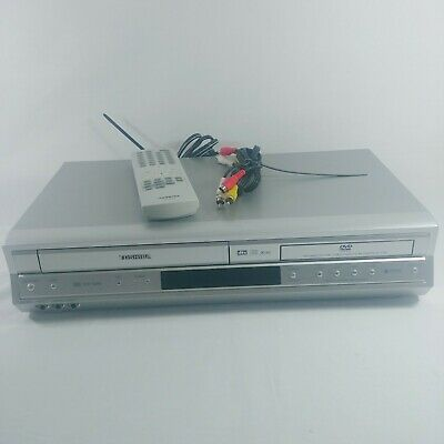 £54.32 • Buy Toshiba SD-V392SU DVD VCR Combo Player VHS Recorder Tested Working With Remote