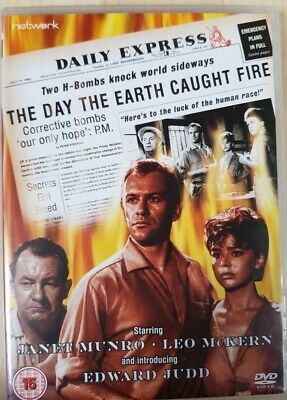 £2.99 • Buy The Day The Earth Caught Fire (DVD, 2009)