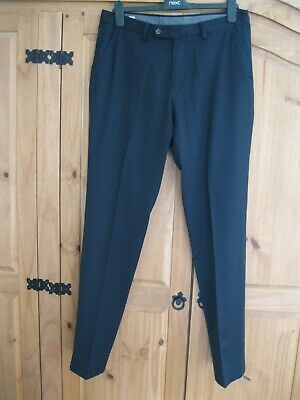 £3 • Buy Taylor&Wright Man Black Trousers Size 32 L