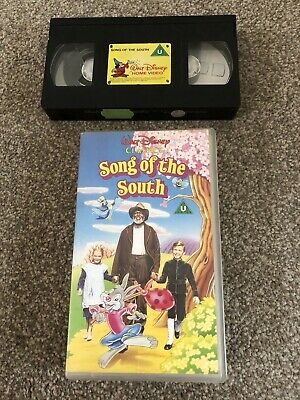 £20 • Buy Song Of The South Disney PAL VHS Video Rare And Now Banned. Great Working Order