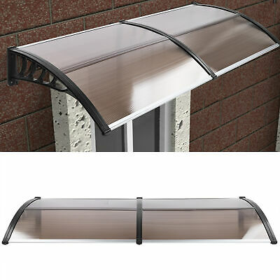 £69.99 • Buy Over Door Canopy Porch Front Rain Cover Awning Shelter Outdoor Patio Sunshade