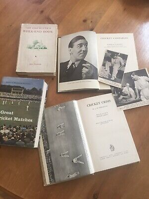 £2.99 • Buy 4 Very Old Cricket Books