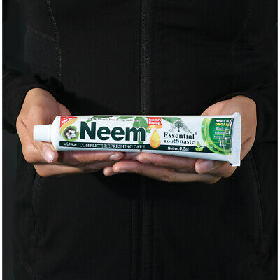 £17.36 • Buy Essential Palace Neem Toothpaste - Essential -Pack Of 6 Tubes