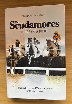 £10.50 • Buy The Scudamores: Three Of A Kind, Cook, Chris,  Hardback