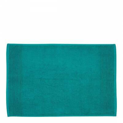 £12 • Buy Pack Of 2 Kingsley Carnival Emerald Bath / Showering Mats 50 X 80cm By Christy