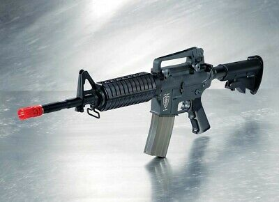 $90 • Buy Elite Force M4A1 Carbine With Holographic Sight + Magazine & Battery W/ Charger