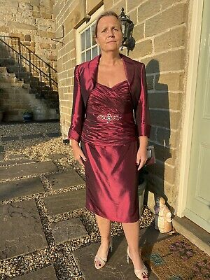 £45 • Buy Veni Infantino Mother Of The Bride Size 14