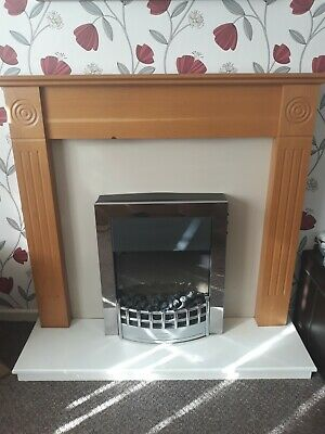 £40 • Buy Electric Fire And Surround Used