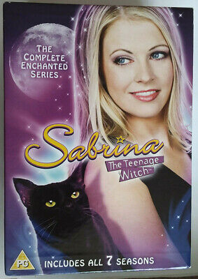 £29.99 • Buy Sabrina The Teenage Witch Complete Enchanted Collection DVD Box Set R2 PAL