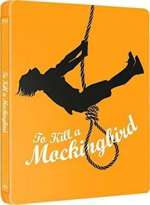 £35.99 • Buy To Kill A Mockingbird Limited Edition Steelbook Blu-ray BRAND NEW FACTORY SEALED