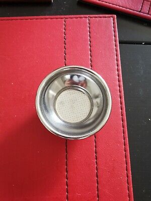 £7 • Buy Sage Or Breville Filter Basket Spare Genuine. Dual Wall / Single Cup Size