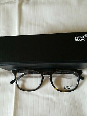 $99.99 • Buy New Mont Blanc New Glasses Frames MB609058 52x19x145 With Case Italy