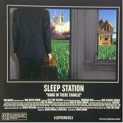£8.56 • Buy Sleep Station - Hang In There Charlie