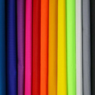 £3.80 • Buy Waterproof 3.8oz Rip Stop Ripstop Fabric Kite Nylon Material Cover - 15 Colours