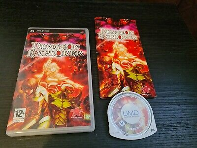 $ CDN17.22 • Buy Dungeon Explorer (Sony PSP) Boxed With Manual. VGC. Free P+P. FAST DISPATCH.