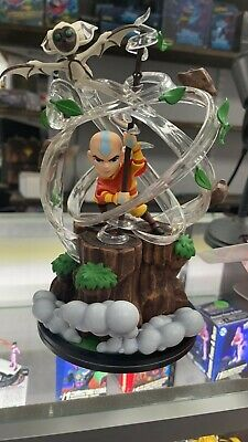 $ CDN62.94 • Buy Aang  Avatar The Last Airbender Q-Fig MAX Elite Collectible Statue