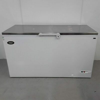 £672 • Buy Commercial Chest Freezer Deep Freeze Stainless Foster FCF505