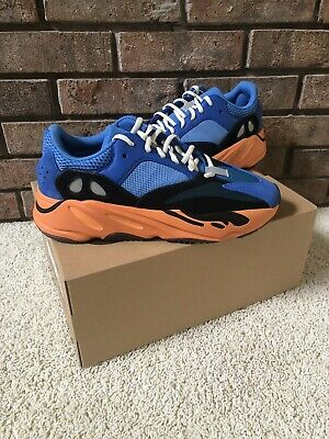 $ CDN367.19 • Buy Adidas Yeezy Boost 700 Bright Blue Size 5 Mens GZ0541 AUTHENTIC DEADSTOCK