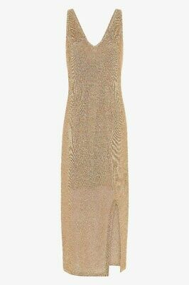 AU199 • Buy Sass & Bide SHIMMER AND SHINE Dress NWT RRP $450 Size XS Free Post