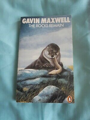 £3.79 • Buy The Rocks Remain By Gavin Maxwell, Nature Book. Paperback