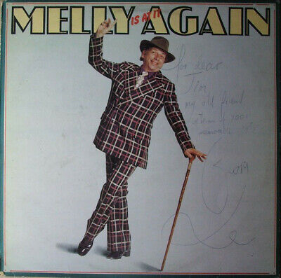 £13.44 • Buy George Melly With John Chilton's Feetwarmers - Melly Is At It Again