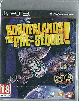 £3.99 • Buy Borderlands: The Pre-sequel! (PS3) (IMPORT) BRAND NEW