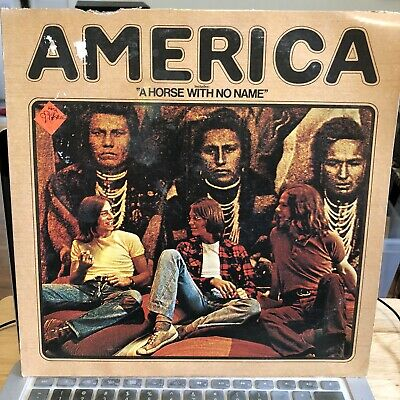 £8.68 • Buy America ~ A Horse With No Name ~ Warner Bros. BS 2576