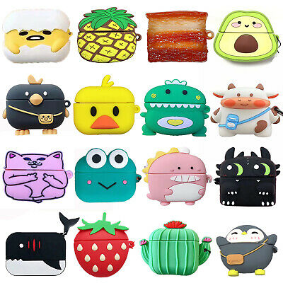$ CDN7.40 • Buy For Apple AirPods Pro 3 Premium Cartoon Style Silicone Protective Case Cover