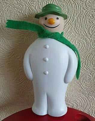 £19.99 • Buy The Snowman With Green Scarf Bubble Bath Bottle (Raymond Briggs 1980s) Full