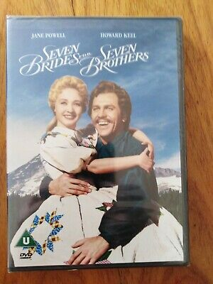 £3.50 • Buy Seven Brides For Seven Brothers DVD NEW