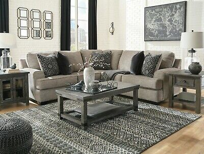 $1095 • Buy Ashley Furniture 2 Piece Bovarian Sectional Living Room