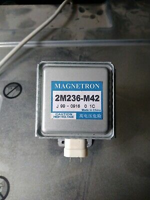£7 • Buy Panasonic 2m236-m42 Microwave Magnetron Commercial Domestic Faulty Neff Bosch