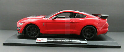 $29.99 • Buy Maisto  2020 Mustang Shelby Gt 500   Red