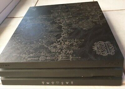AU559.90 • Buy Console PS4 PRO 1TB Kingdom Hearts Collector Limited Edition 🇦🇺