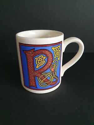 £5 • Buy Past Times  Mug With Illuminated Celtic Initial R