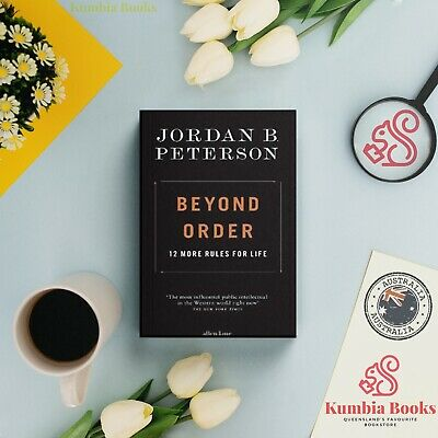 AU25.85 • Buy NEW Beyond Order: 12 More Rules For Life By Jordan B. Peterson Book | AU