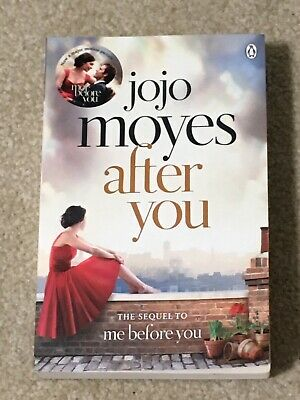 AU9 • Buy After You By Jojo Moyes