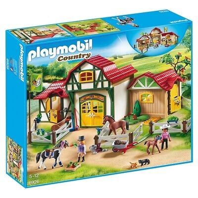 £85.65 • Buy Playmobil 6926 - Country Large Horse Farm Playset