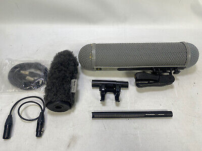 £949.99 • Buy Sennheiser MKH416 Microphone With WS4 Windshield System + More