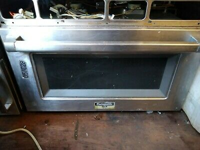 £50 • Buy Panasonic Proii 2 Ne1880 1800w Commercial Microwave Dismantling For Spares